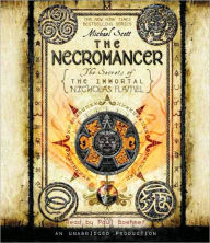 The Necromancer (The Secrets of the Immortal Nicholas Flamel #4) - Michael Scott