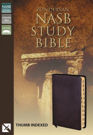 Zondervan NASB Study Bible - Donald W. Burdick
