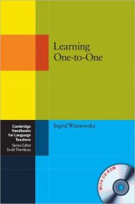 Learning One-to-One - Ingrid Wisniewska