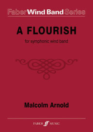 Flourish for Band: Score & Parts - Malcolm Arnold