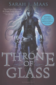 Throne of Glass (Turtleback School & Library Binding Edition) - Sarah J. Maas