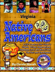 Virginia Native Americans - Carole Marsh