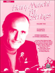 Henry Mancini for Strings, Vol 2: Viola - Henry Mancini