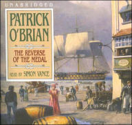 The Reverse of the Medal (Aubrey-Maturin Series #11) - Patrick O'Brian