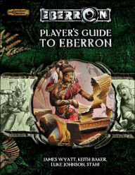 Player's Guide to Eberron - Keith Baker