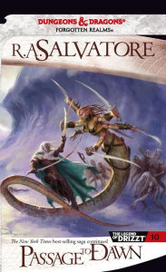 Forgotten Realms: Passage to Dawn (Legend of Drizzt #10) - R. A. Salvatore