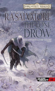 Forgotten Realms: The Lone Drow (Hunter's Blades #2) - R. A. Salvatore