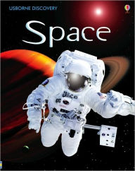 Space (Usborne Discovery Series) - Eileen O'Brien