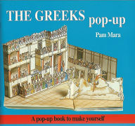 Greeks Pop-up: A Pop-up Book to Make Yourself - Pam Mara