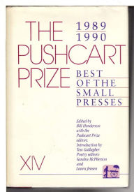 The Pushcart Prize XIV: Best of the Small Presses 1989-1990 - Bill Henderson