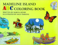 Madeline Island ABC Coloring Book - Marcia Henry