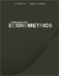 Using SAS for Principles of Econometrics - R. Carter Hill