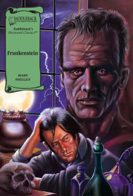 Frankenstein-Illustrated Classics-Book - Mary Shelly