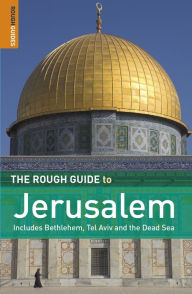 The Rough Guide to Jerusalem - Daniel Jacobs