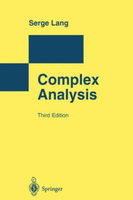 Complex Analysis - Serge Lang