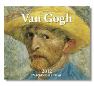 2012 vGoghTear-Off Weekly Wall Calendar - TASCHEN