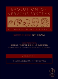Evolution of Nervous Systems, Four-Volume Set