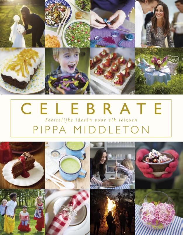 Celebrate - Pippa Middleton