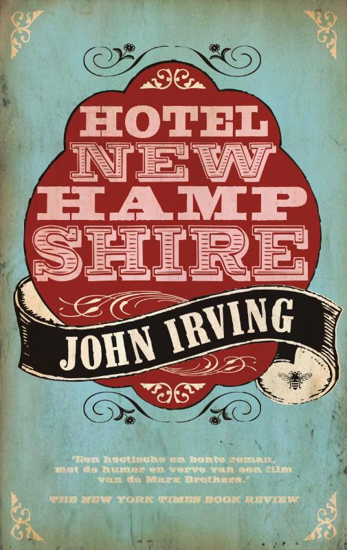 Hotel New Hampshire - J. Irving