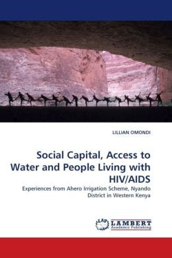 Social Capital, Access to Water and People Living with HIV/AIDS - OMONDI, LILLIAN