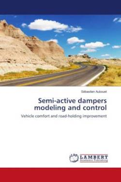 Semi-active dampers modeling and control - Aubouet, Sébastien
