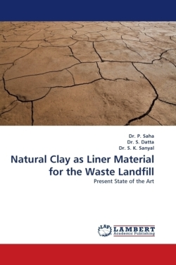 Natural Clay as Liner Material for the Waste Landfill