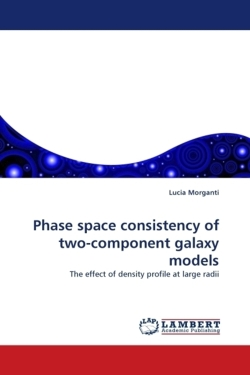 Phase space consistency of two-component galaxy models - Morganti, Lucia