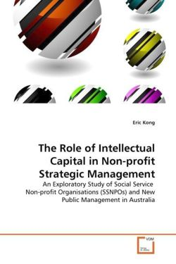 The Role of Intellectual Capital in Non-profit Strategic Management - Kong, Eric