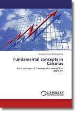 Fundamental concepts in Calculus