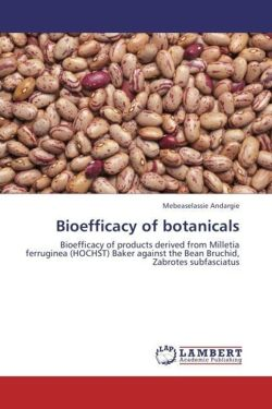 Bioefficacy of botanicals