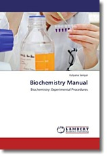 Biochemistry Manual