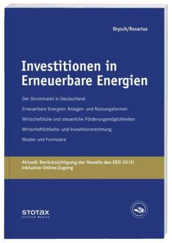 Investitionen in Erneuerbare Energien