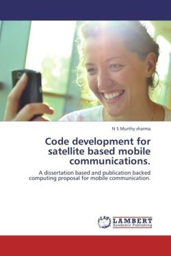 Code development for satellite based mobile communications.