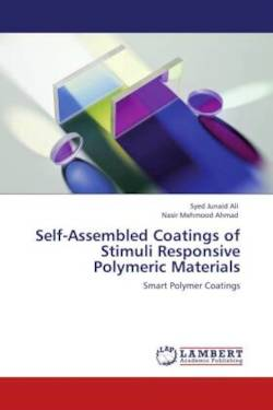 Self-Assembled Coatings of Stimuli Responsive Polymeric Materials