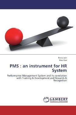 PMS : an instrument for HR System - Jain, Ranu / Gor, Ravi