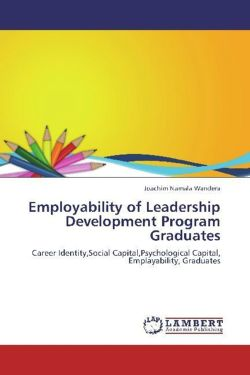 Employability of Leadership Development Program Graduates - Namala Wandera, Joachim
