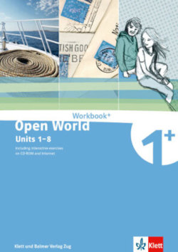 Open World. Bd.1. 7. Schuljahr, Workbook+, m. CD-ROM