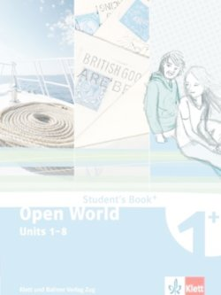Open World, Bd.1 : 7. Schuljahr, Student's Book+