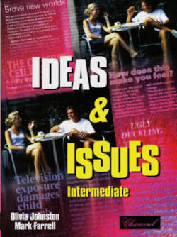Ideas and Issues. Intermediate. Übungsbuch. New Edition