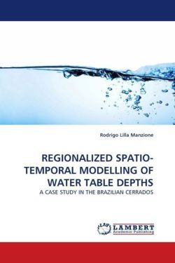 REGIONALIZED SPATIO-TEMPORAL MODELLING OF WATER TABLE DEPTHS