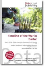 Timeline of the War in Darfur