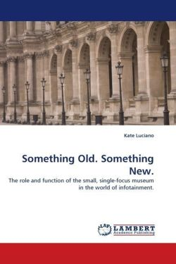 Something Old. Something New. - Luciano, Kate