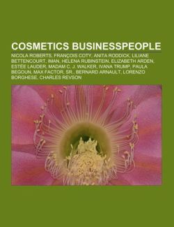 Cosmetics businesspeople