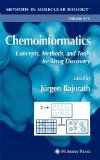 Chemoinformatics : Concepts, Methods, and Tools for Drug Discovery. Methods in Molecular Biology  275. - Bajorath, Jürgen [Hrsg.]
