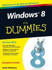 Windows 8 für Dummies - Andy Rathbone