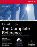 Oracle 9i. The Complete Reference