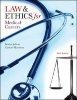 Law and Ethics for Medical Careers