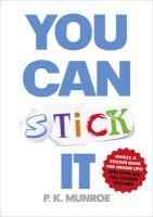 You Can Stick It