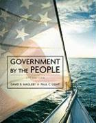 Government by the People - Magleby, David B.; O'Brien, David M.; Light, Paul C.