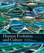 Human Evolution and Culture: Highlights of Anthropology